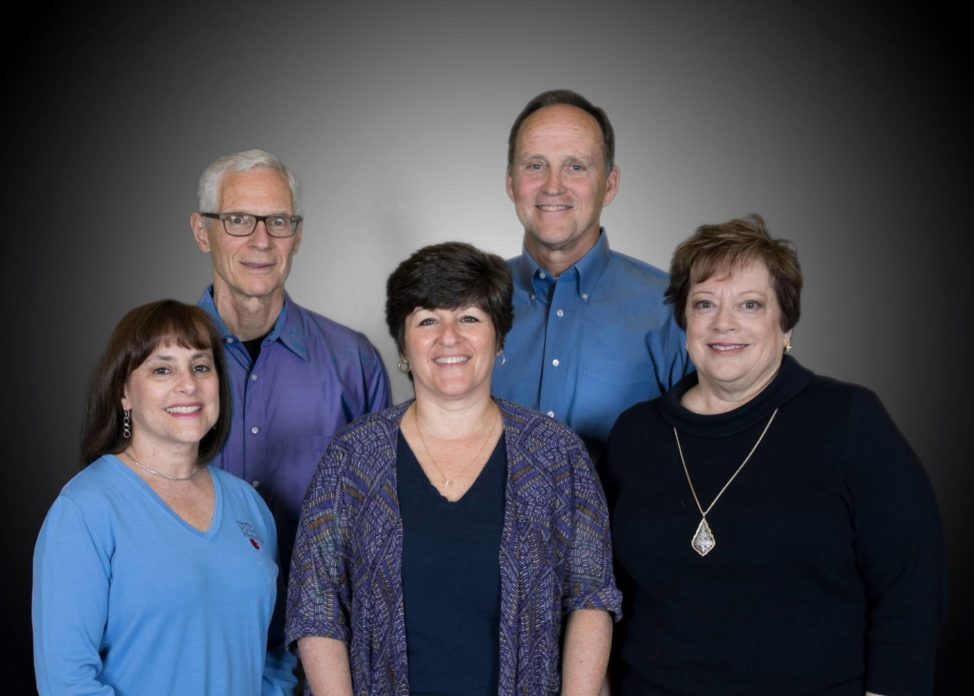 Group photo of providers at North Fulton Pediatrics